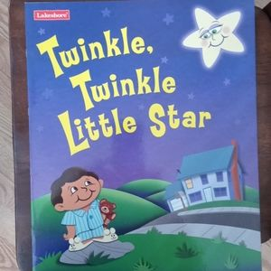 Lakeshore Big Book Twinkle Twinkle Little Star